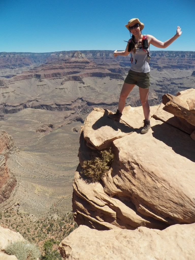 grand canyon ooh aah point