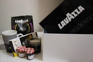 Lavazza box degustation