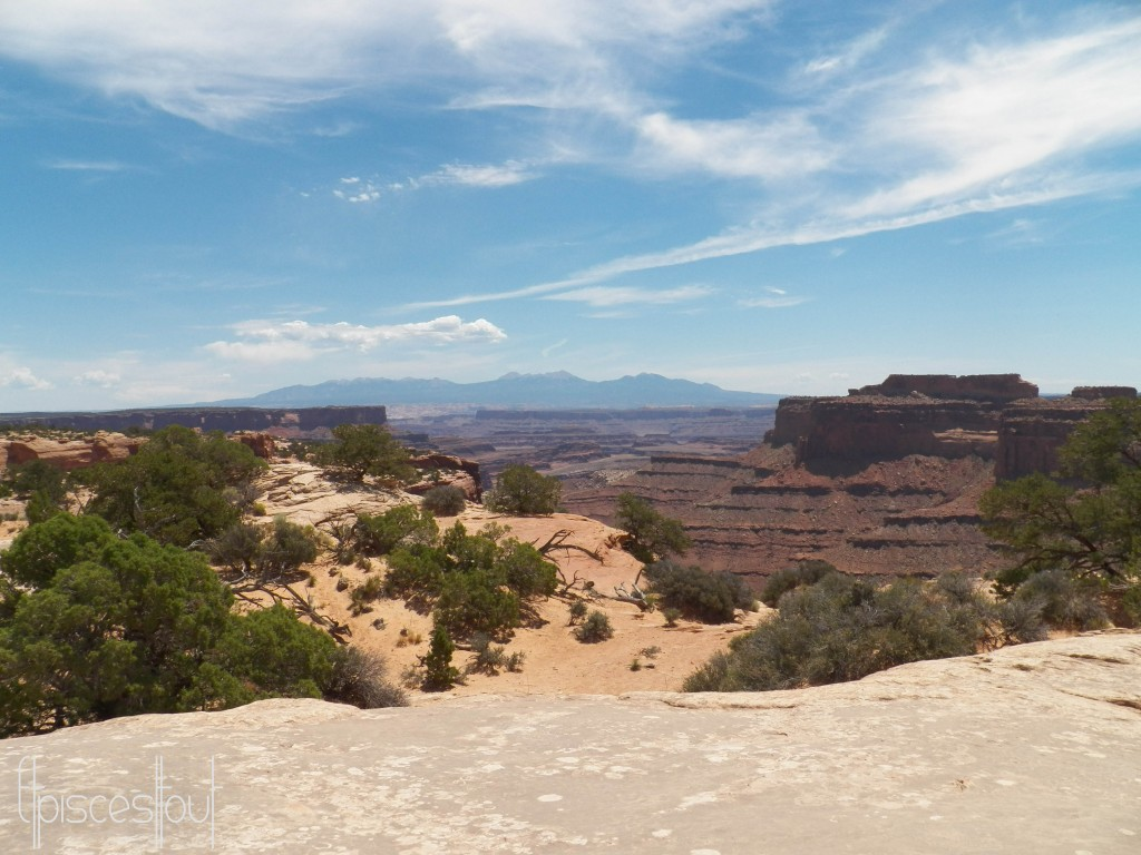 Canyonlands visitor center