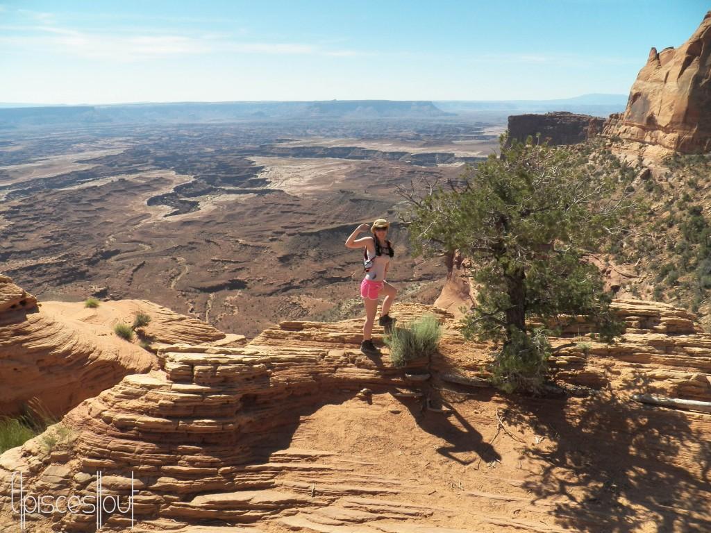 Canyonlands Mesa arch