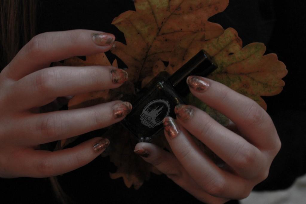 October 2014 - enchanted polish