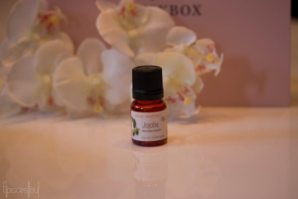Aroma Zone huile jojoba