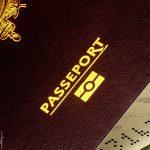 passeport biometrique - Etats unis